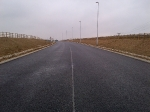Dunmow Bypass AC 32 Base 200mm thick 70mm AC 20 Binder & 40mm 10mm SMA Clause 942   12000m2 (2)
